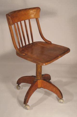 chaise bureau bois visuel chaise de bureau bois