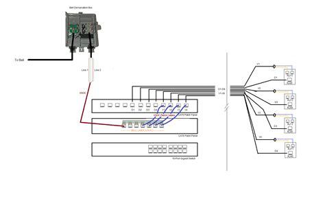 cat6 phone wiring diagram wiring diagram and schematics
