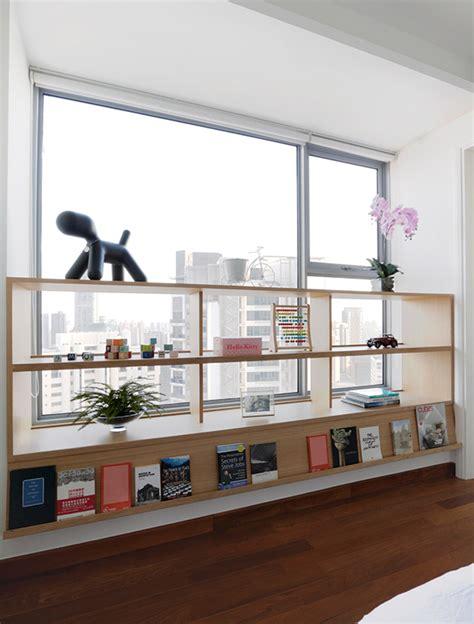 window bench with 5 ingenious ways to use a bay window home decor singapore