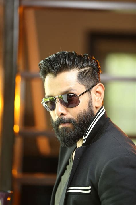 pin  cinecluster  chiyaan vikram latest photo shoot