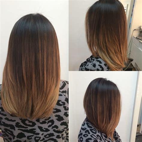 long bob haircut  balayage hightlights yelp