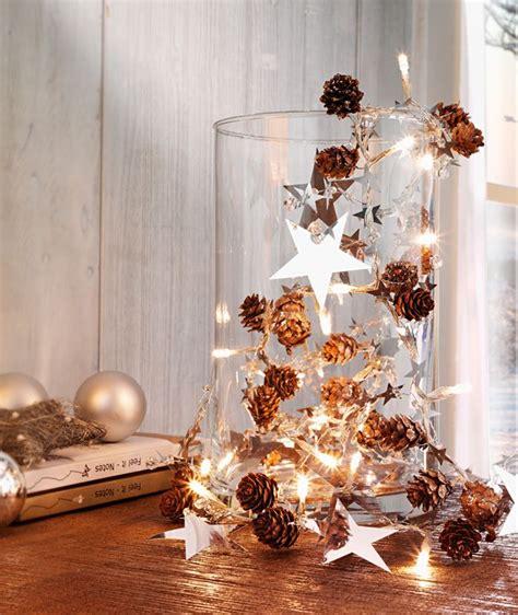 Weihnachtsdeko Mit Lichterketten weihnachtliche glanzlichter lichterkette wir