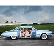 1954 Pontiac Bonneville Special Classic Car Art&ampDesign