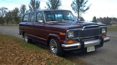 buy   jeep grand wagoneer  custom lift
