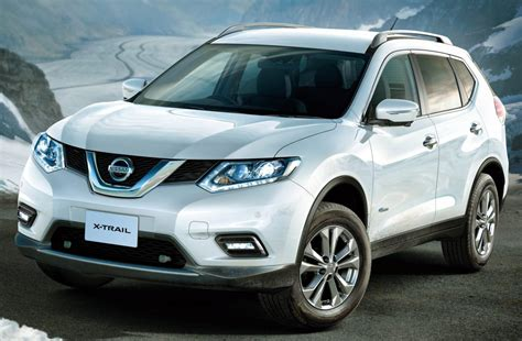 Nissan X Trail by Nissan X Trail Hybrid India Launch Price Specs Features