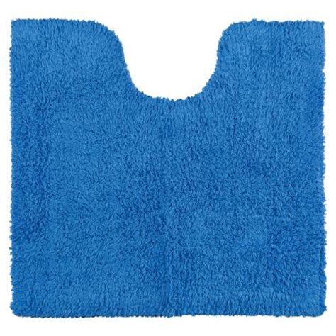 royal blue bath mat set buy tesco reversible pedestal and bath mat set royal blue