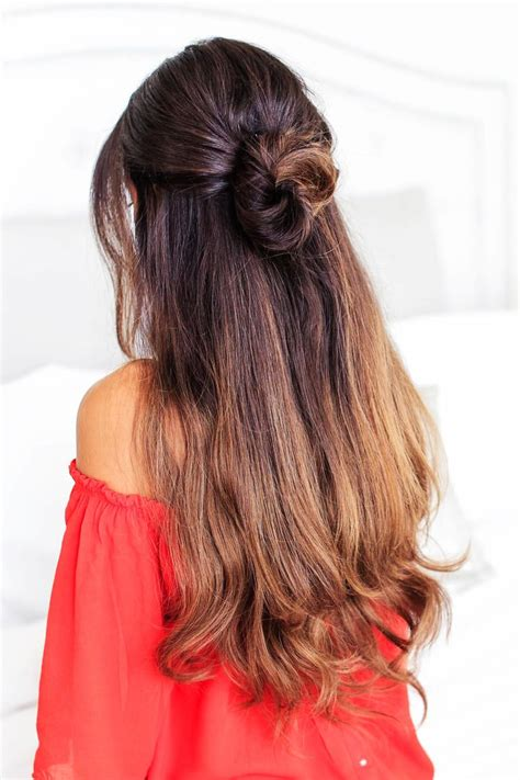 Easy Hairstyles For Hair Day by 3 Lazy Hairstyles For Lazy Days Luxy Hair All