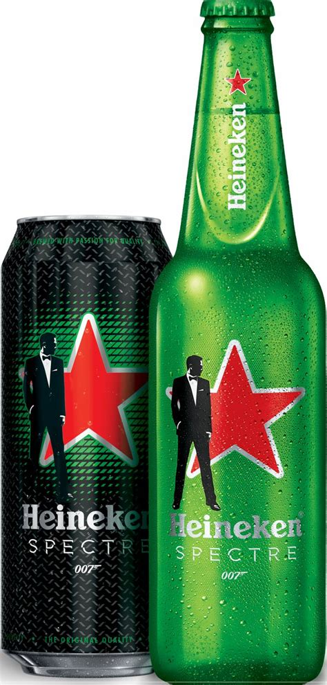 heineken association  james bond spectre