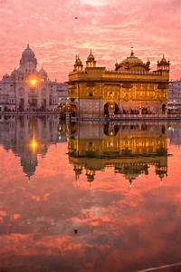 the golden temple amritsar india map location