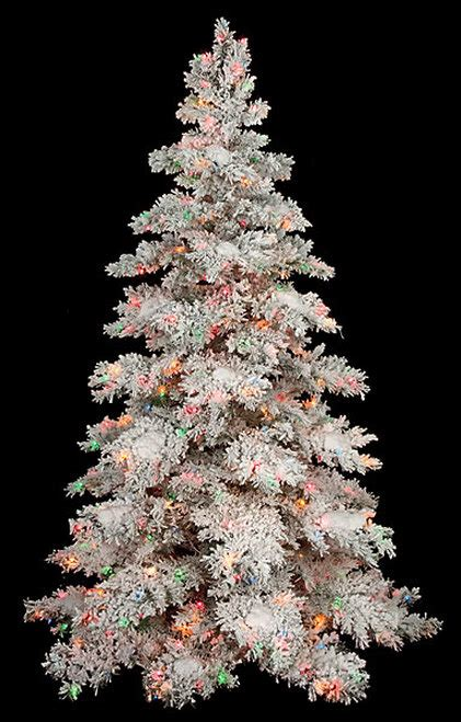 heavy flocked christmas tree clearance artificial flocked snow trees wholesale flocked trees