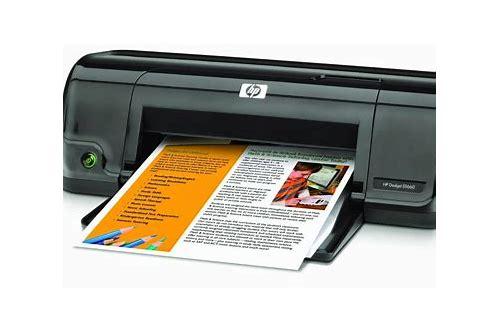 dirigir impressora hp deskjet d1660 baixar programa