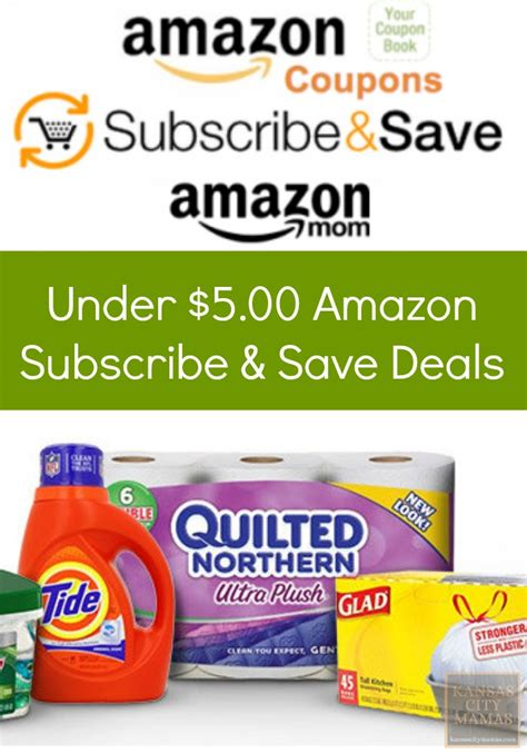 subscribe amazon save deals prices under warehouse beat club household grocery personal care week redefinedmom items subscriptions ins outs learn