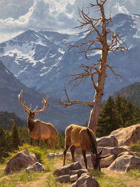 summer spoils wildlife art prints  dustin van wechel artist