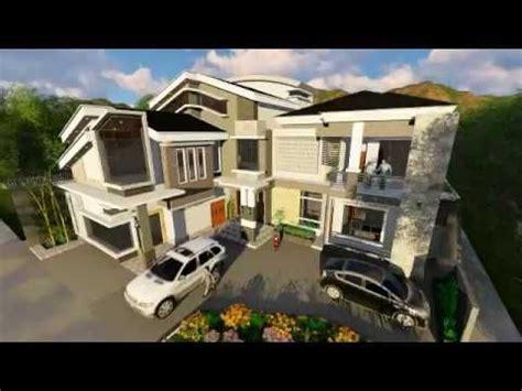 belajar animasi lumion  perencanaan desain rumah tinggal