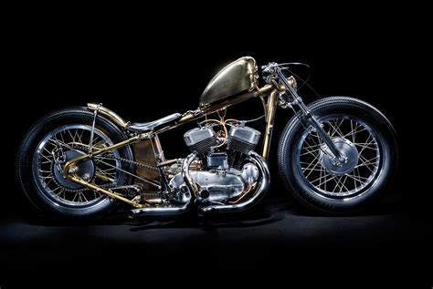 Chicara Nagata Makes Some Of The Most Unique Motorcycles
