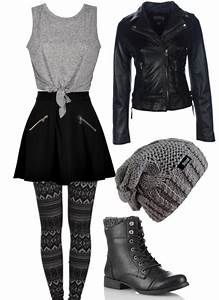 Outfit Goth