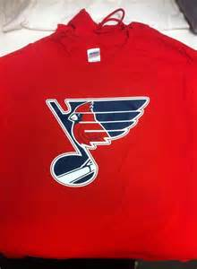 Blues St. Louis Cardinals Shirt