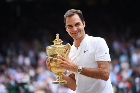 Roger Federer Wins Wimbledon 2017 And A Record 19th Grand
