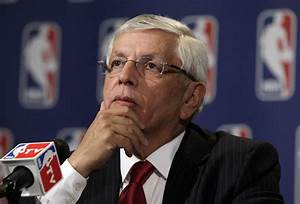 No New Court Fo... David Stern