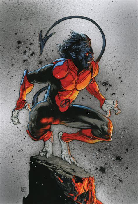 nightcrawler comic character