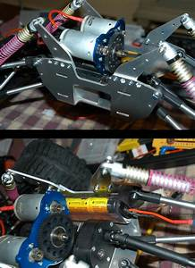 2 Motors  One Esc  - Monster Trucks  4x4  Wheelie Rigs And Crawlers