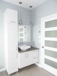 salle de bain contemporaine salle de bain pinterest With salle de bain contemporaine