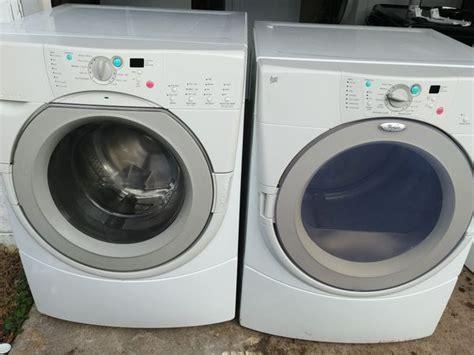offerup duet washer whirlpool dryer