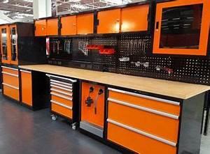 Amenagement Garage Atelier : am nagement garage auto moto professionnels atelier en ~ Melissatoandfro.com Idées de Décoration