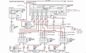 Wiring Diagram 1966 Mustang Enlarged
