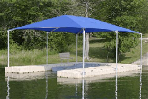 roof  canopy systems shade  docks  maintenance