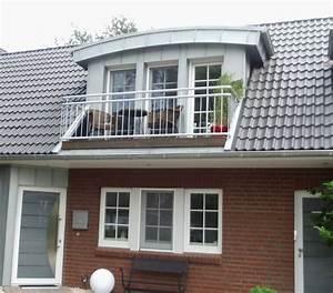 Balkon Nachträglich Anbauen Kosten : dachgauben mit balkon dachgaube mit balkon dachausbau ~ Markanthonyermac.com Haus und Dekorationen