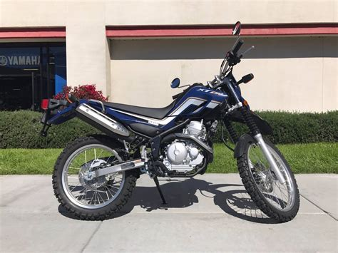 New 2017 Yamaha Xt250 Motorcycles In El Cajon, Ca