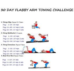 30-Day Arm Challenge