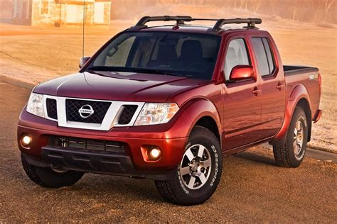 2019 Nissan Frontier Updates Red Color 4x4  Ausi Suv