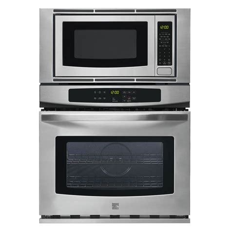 combo microwave and oven kitchenaid electric combination wall oven 27 in