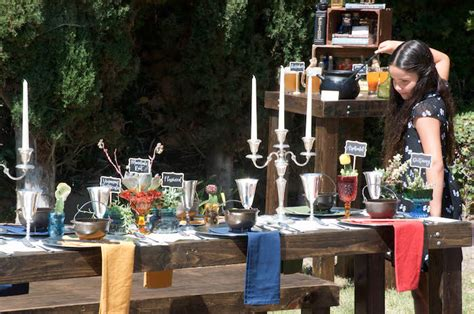 karas party ideas outdoor harry potter birthday party