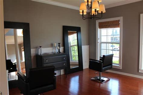 paint color ideas for salon salon space ideas for small places studio design