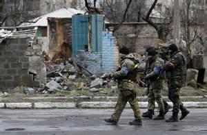 Ukraine, pro-Russia rebels swap war prisoners | Daily Mail ...