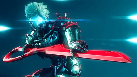 Metal Gear Rising Revengeance Wallpaper Metal Gear Rising Revengeance Fighting Cyborg Robot Warrior Sci Fi 1mgrr Action Futuristic Sword