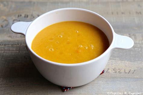 recette cuisine plus soupe de légumes mi mixés mi morceaux
