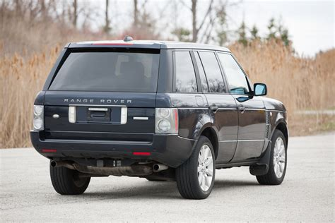 2008 Range Rover  Lhd  Right Drive
