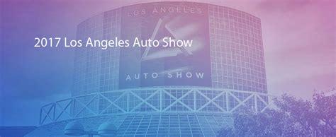 2017 Los Angeles Auto Show Preview
