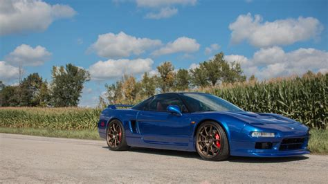 Clarion Builds Acura Nsx Heads To Barrettjackson For