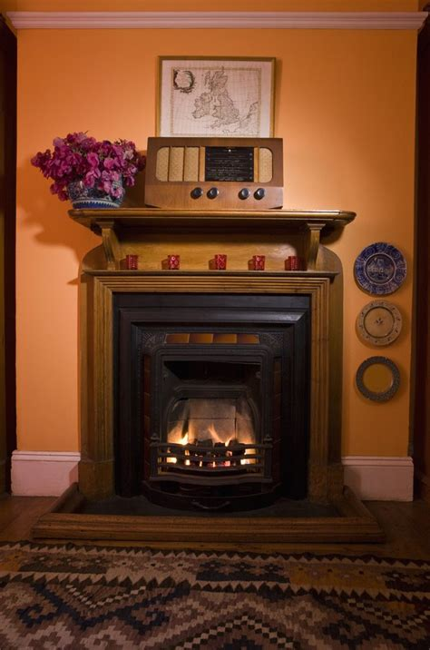 convert  fireplace   wood  gas hunker
