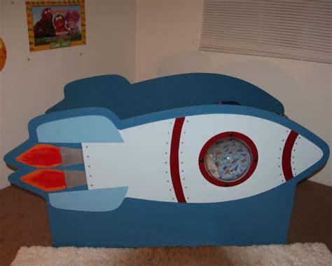 Spaceship Toddler Bed by Children S Rocketship Bed
