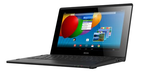 android running archos unveils the arcbook and laptop running android