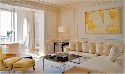 modern elegant design of the yellow painting outside walls ideas that has cream color can add
