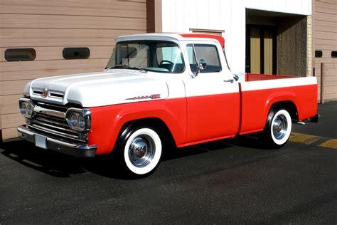 1960 Ford F100 Pickup 108321