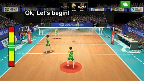 telecharger des vidéos de jeux de volleyball