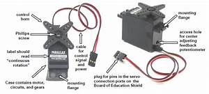 Activity 4  Connect Servo Motors And Batteries